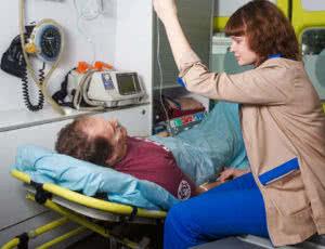 Центр перевозки больных