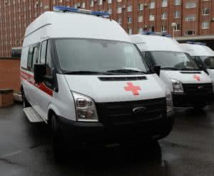 Нехватка скорой помощи в Ленинградской области