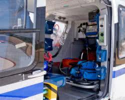 Профессиональная перевозка больных