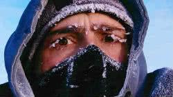 обморожения организма