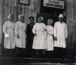 История скорой помощи