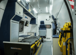 Комплектация скорой помощи