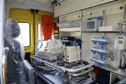 Оснащение медицинской скорой помощи