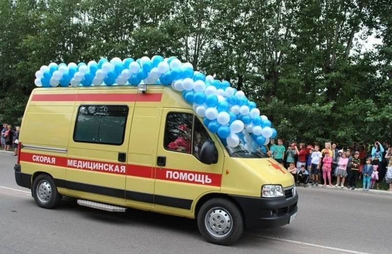 Перевозка лежачих больных из больницы