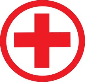 Знак скорой помощи