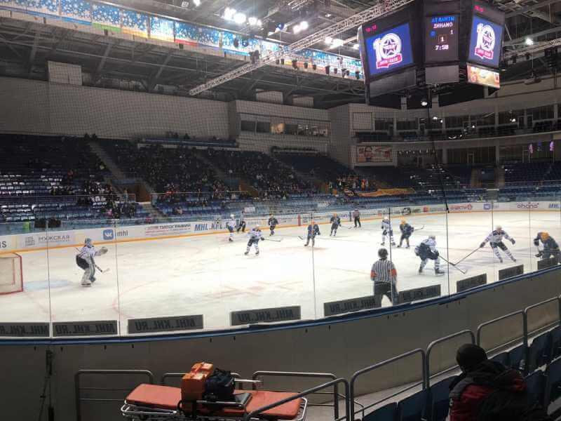 хоккейная лига